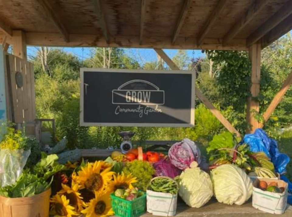 Guelph GROW community food
