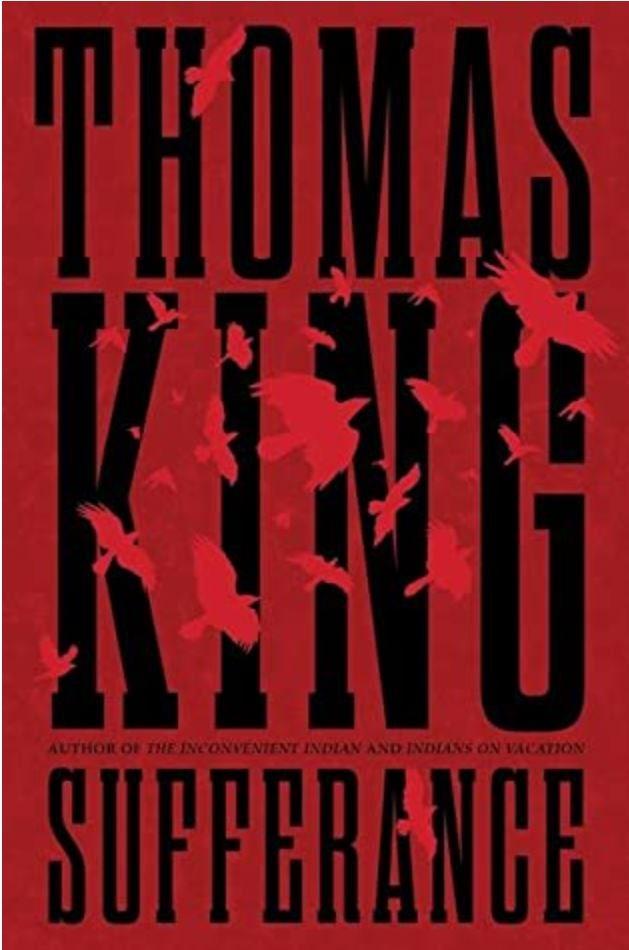 4.Thomas King Sufferance cover