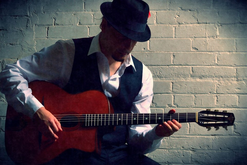 5.Guelph guitarist-composer Adrian Raso_Image courtesy of the artist
