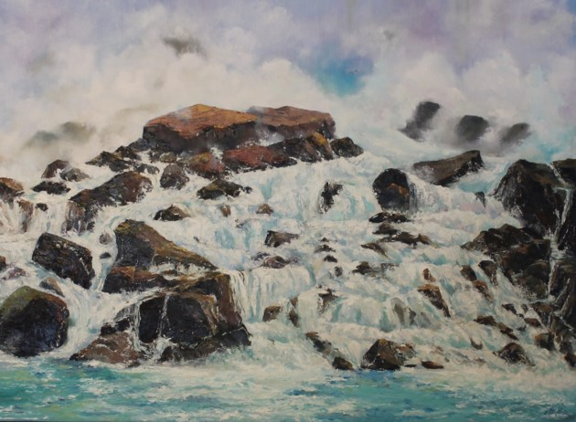Newcomer article - Maria-Elena Mazariegos - Niagara's Rocks