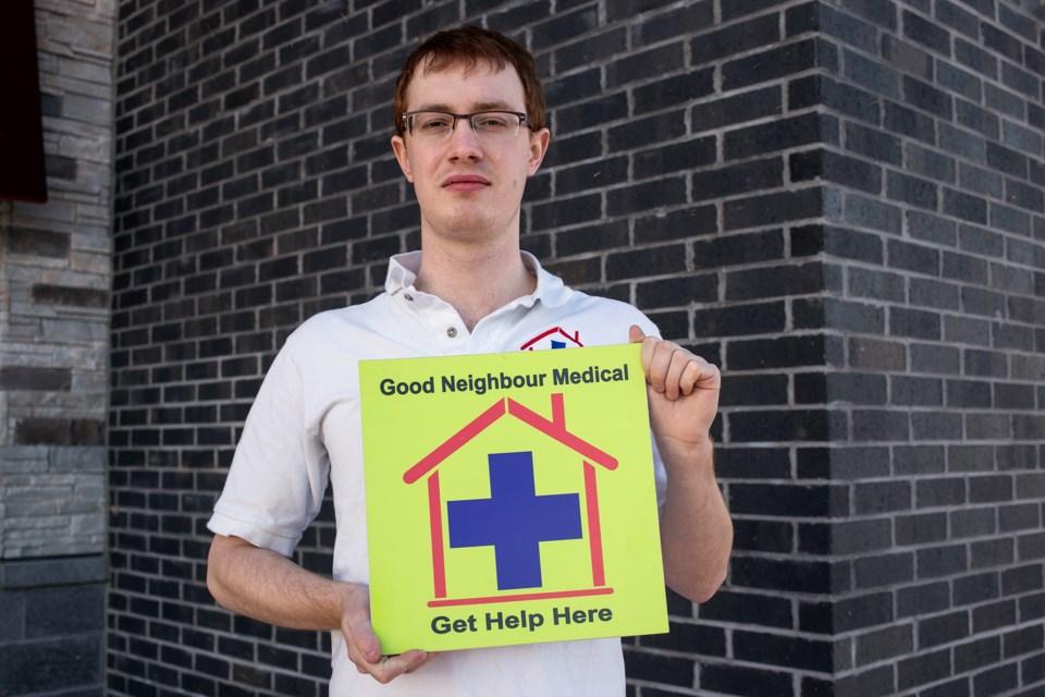 201801 Good Neighbour Medical Alex Post KA