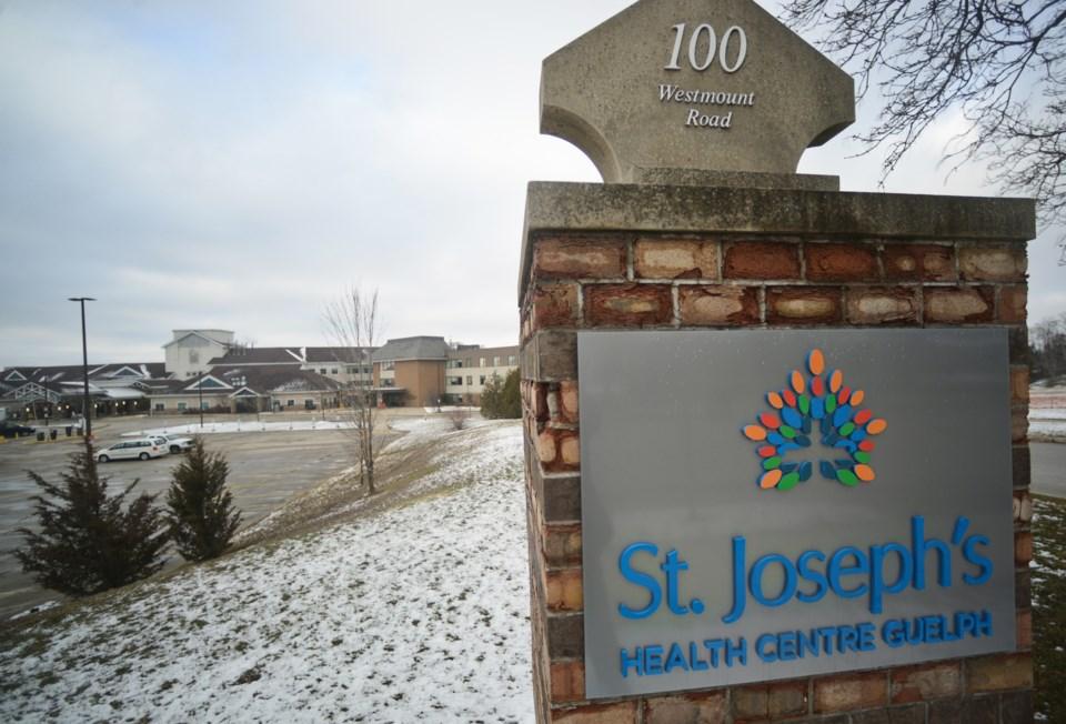 20200324 st joseph's health centre ts