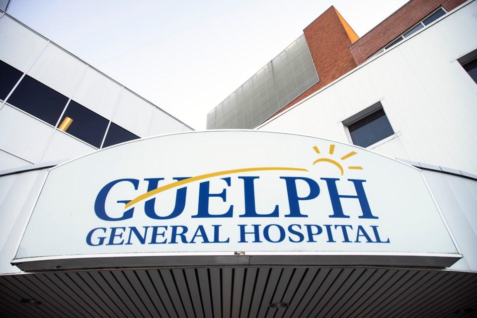 20181204 Guelph General Hospital Sign KA