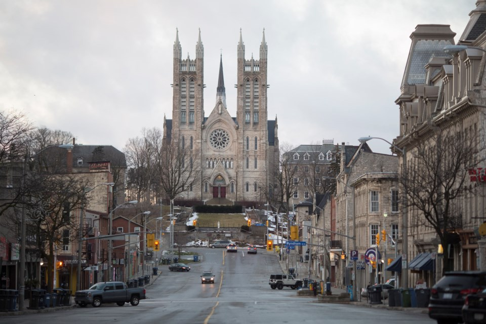 20160202 Guelph Basilica of Our Lady Immaculate Downtown 02 KA