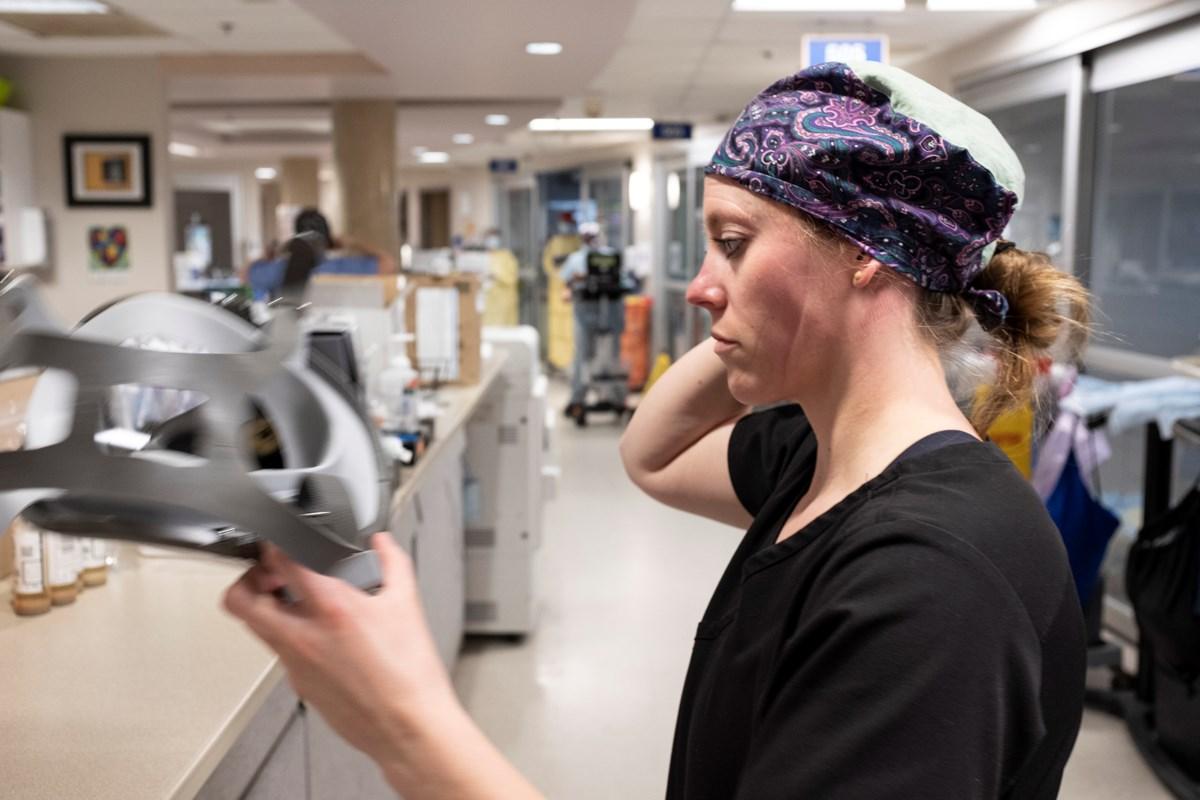 A look inside Guelph General Hospital's ICU (14 photos)