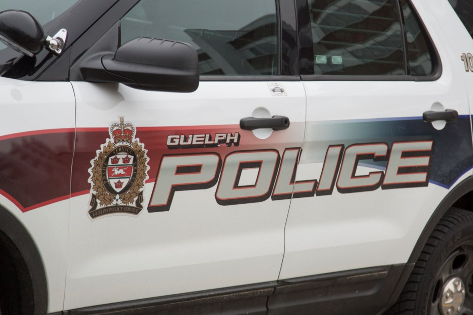 20160202 Guelph Police Service Car KA