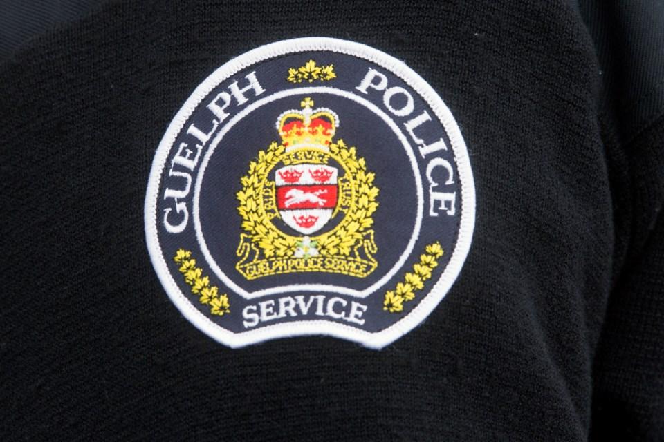 20160202 Guelph Police Service Patch KA