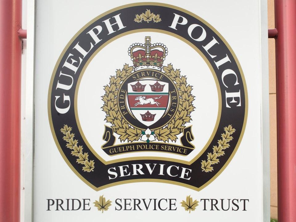 20160202 Guelph Police Service Sign 02 KA