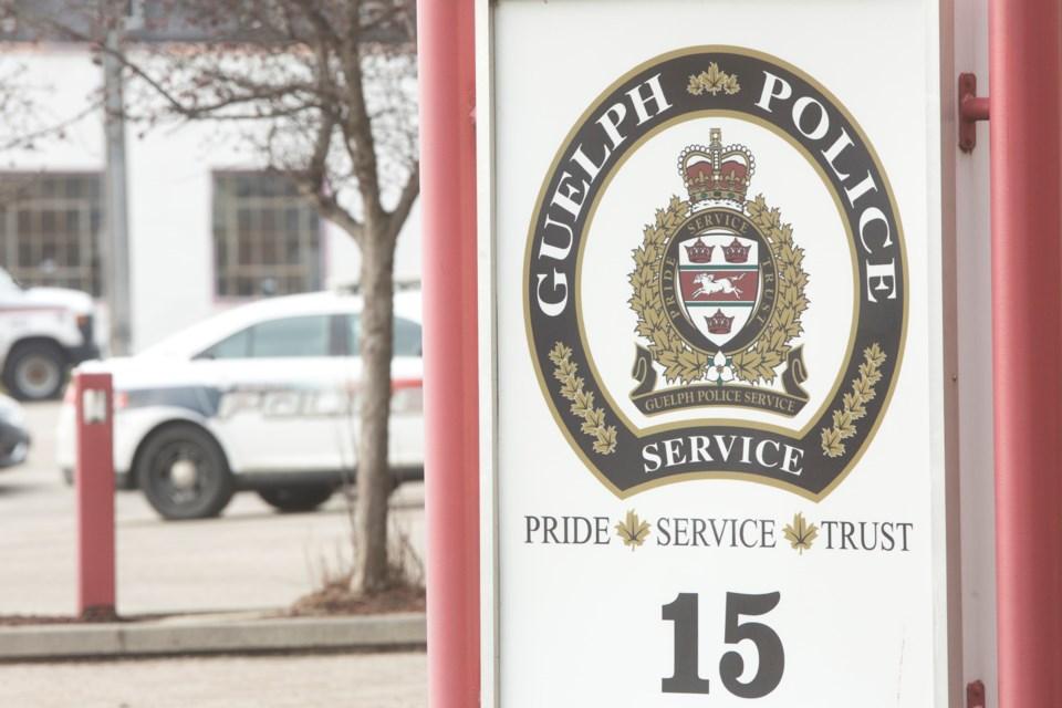 20160202 Guelph Police Service Sign KA
