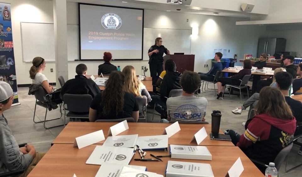 2019 GPS Youth Engagement Program