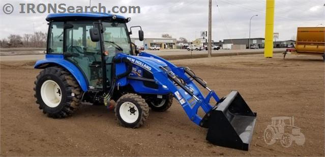 OPP investigating theft of two tractors from Mount Forest dealership