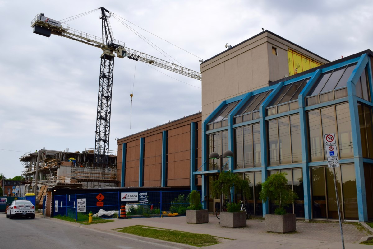 The police HQ renovation story is not about what you think it is