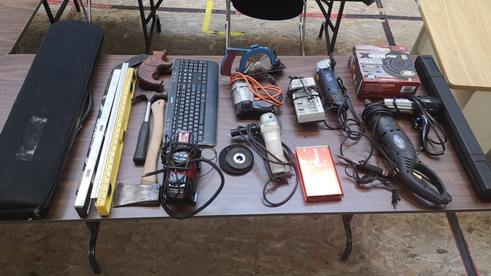 08172020GTpolice recovered items