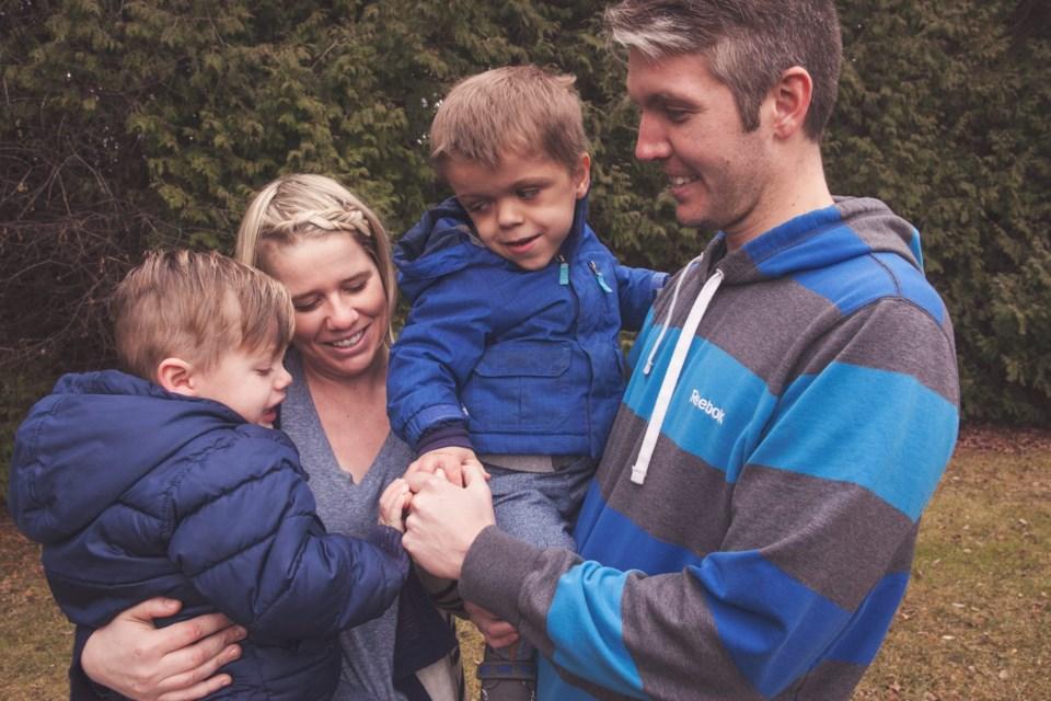 The Teeter family.