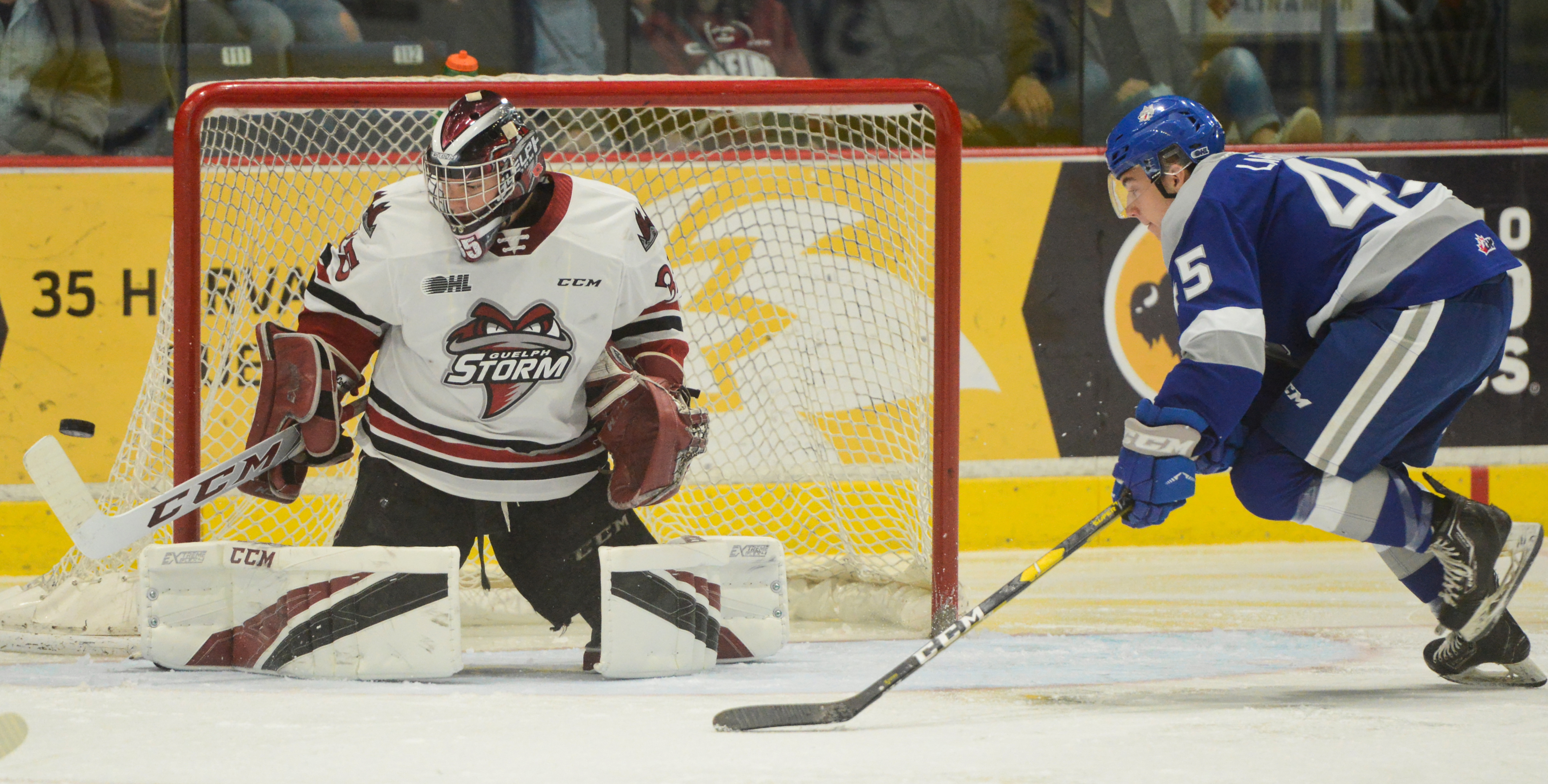 Pair of Storm players added to Team OHL roster for Canada Russia Series