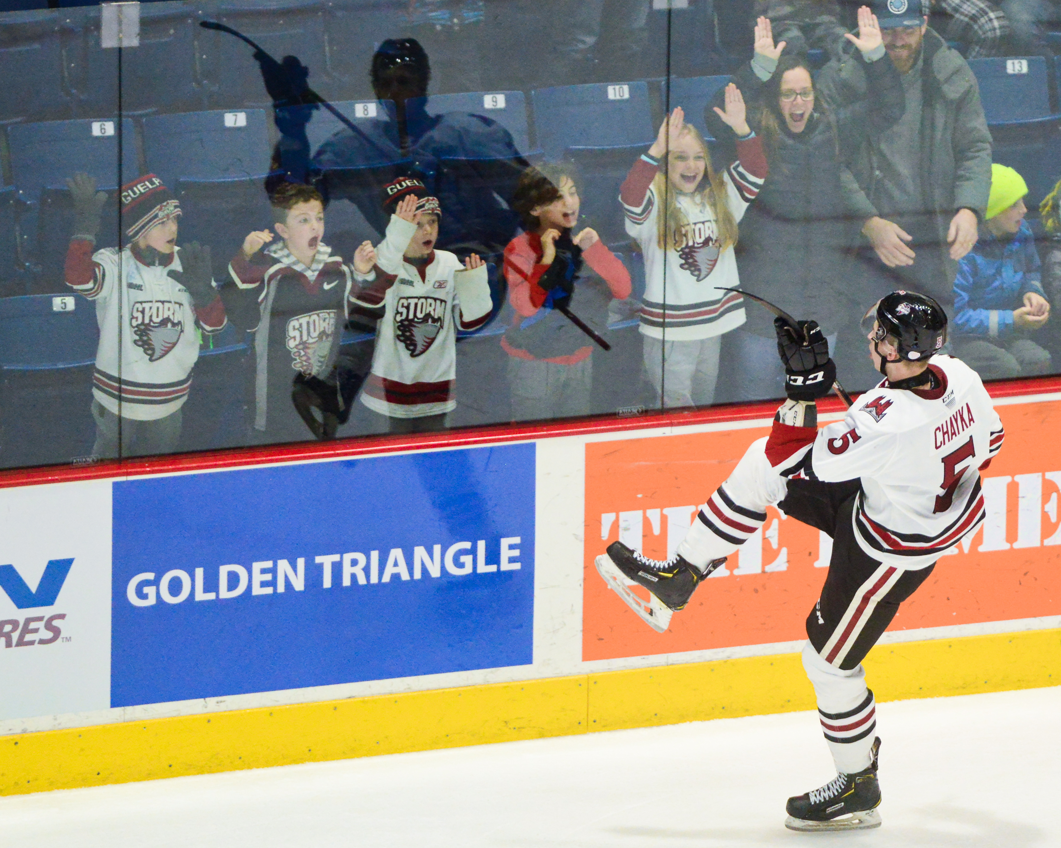 Several reasons the Guelph Storm is off to such a great start