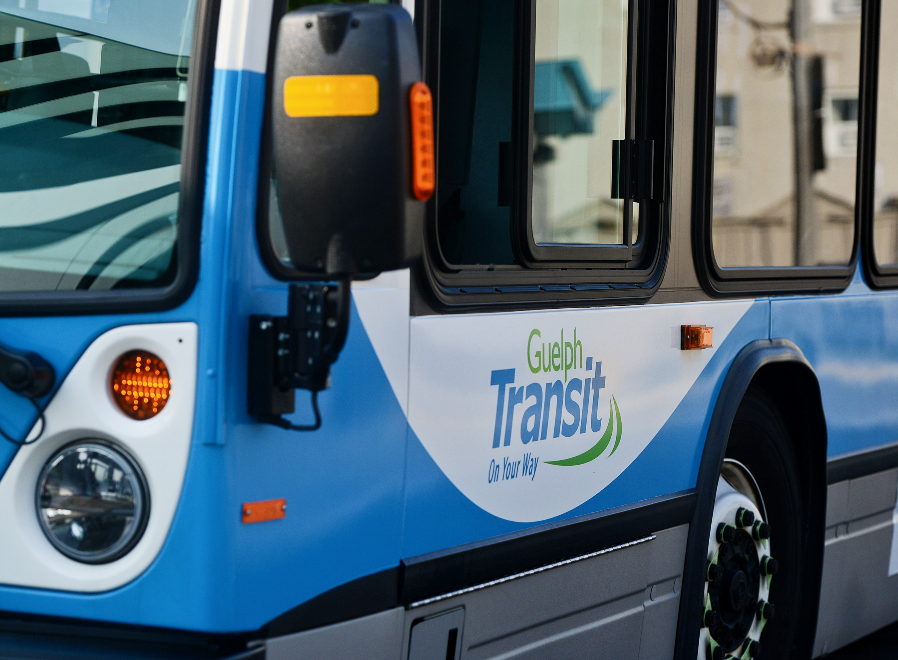 Guelph Transit asking for user input before launching reloadable fare cards