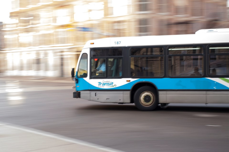 20160201 Guelph City Transit Bus KA