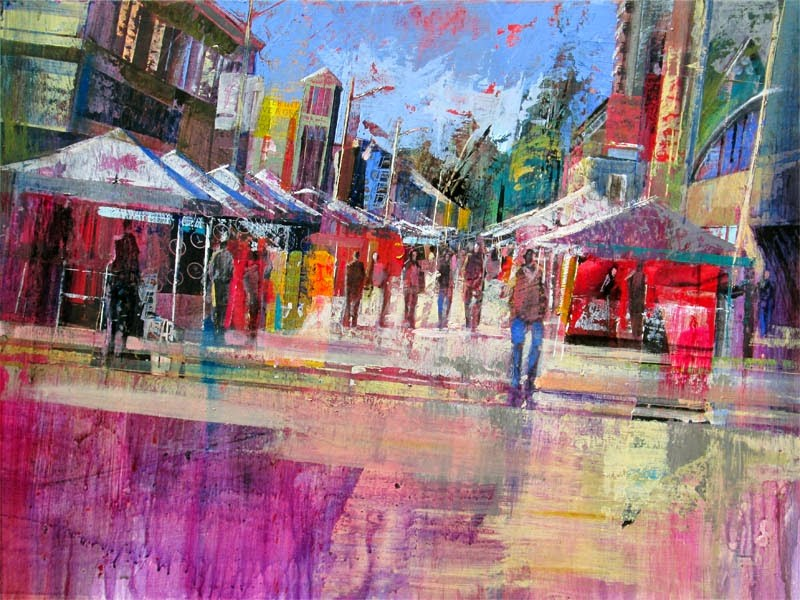 Art on the Street Plein Air