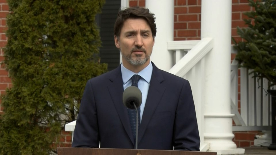 Trudeau launches plan to mobilize Canadian industry to fight coronavirus
