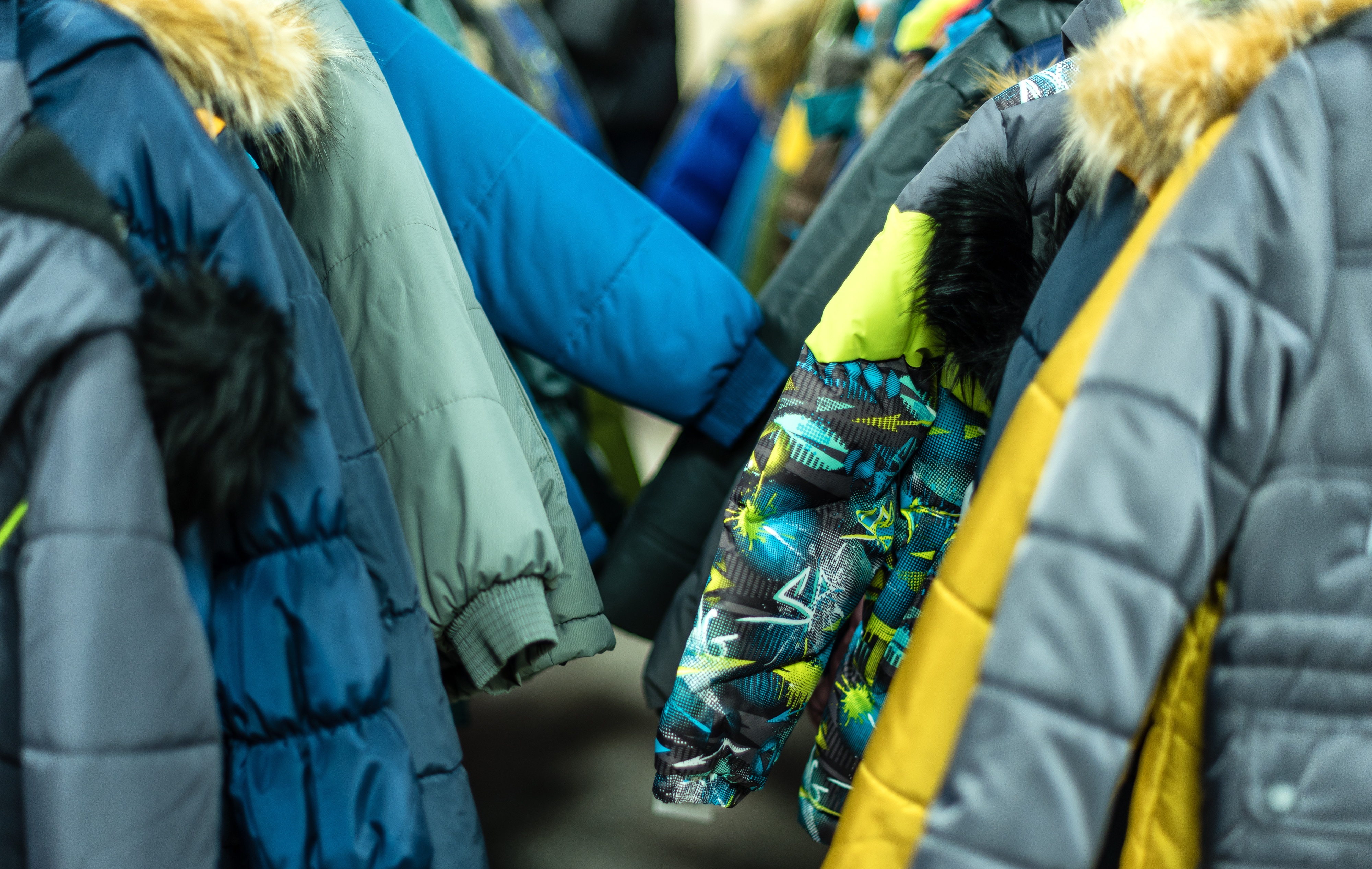 Mennonite Central Committee's first-ever 'pop-up shop' to help families stay warm this winter