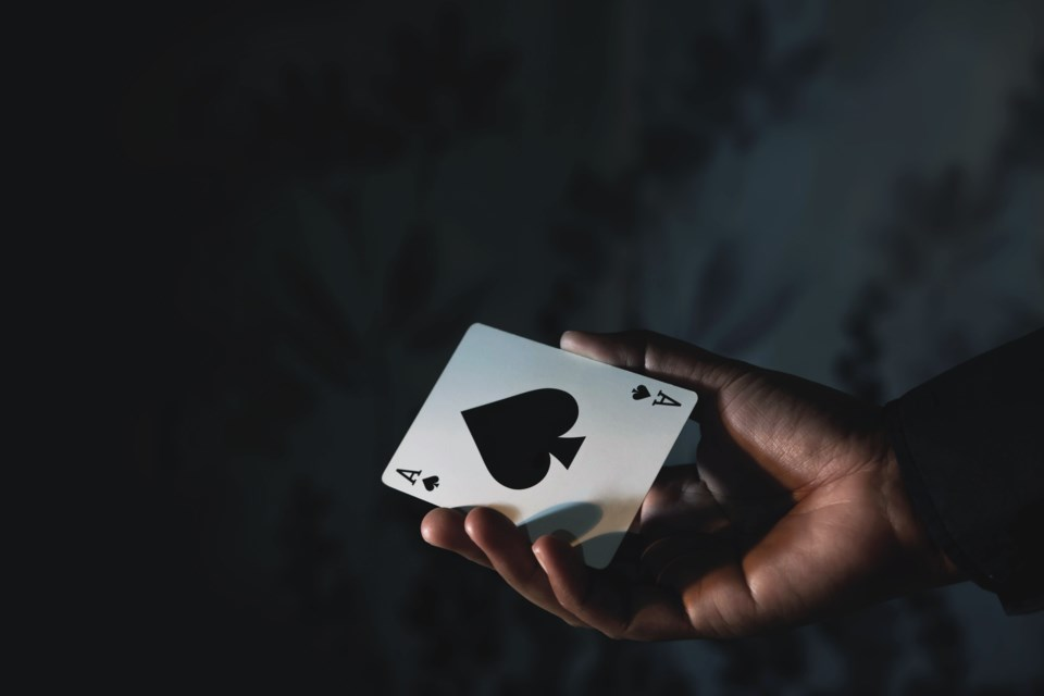 chase the ace-poker-ace of spades-deck of cards-AdobeStock_133098952