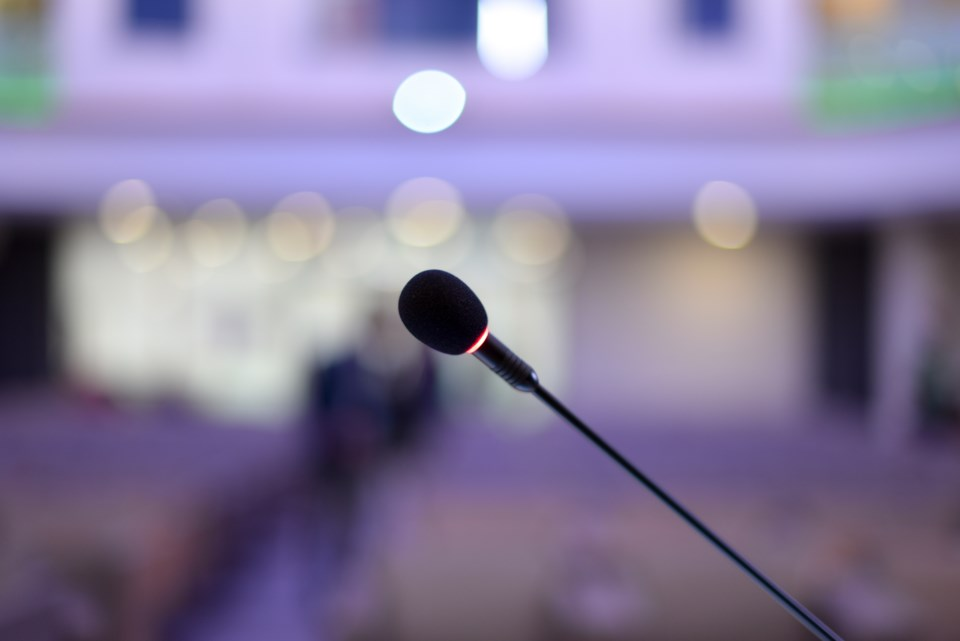 020420- conference - panel discussion - panelist - microphoneAdobeStock_233086870