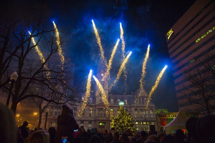 Halifax to light Grand Parade Christmas tree Saturday