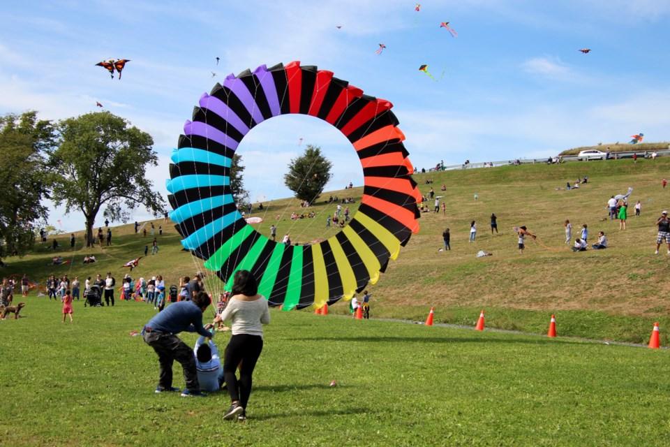 East Coast Kite Festival (Photo: Katie Hartai/HalifaxToday.ca)