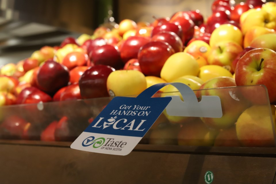 New Taste of Nova Scotia marketing will identify locally-produced food and beverages. (Victoria Walton/HalifaxToday)