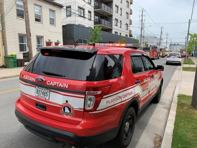 Fire at north end apartment complex quickly brought under ...