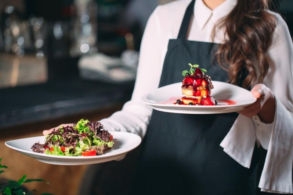 032120 - restaurant - server- waiter - AdobeStock_280942514