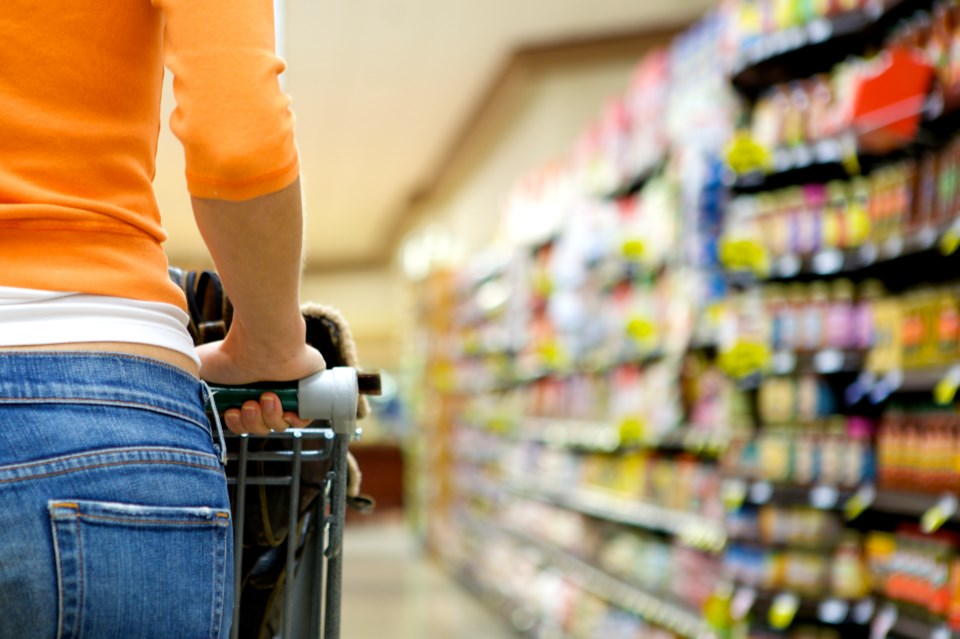 Most Canadians concerned about rising food cost