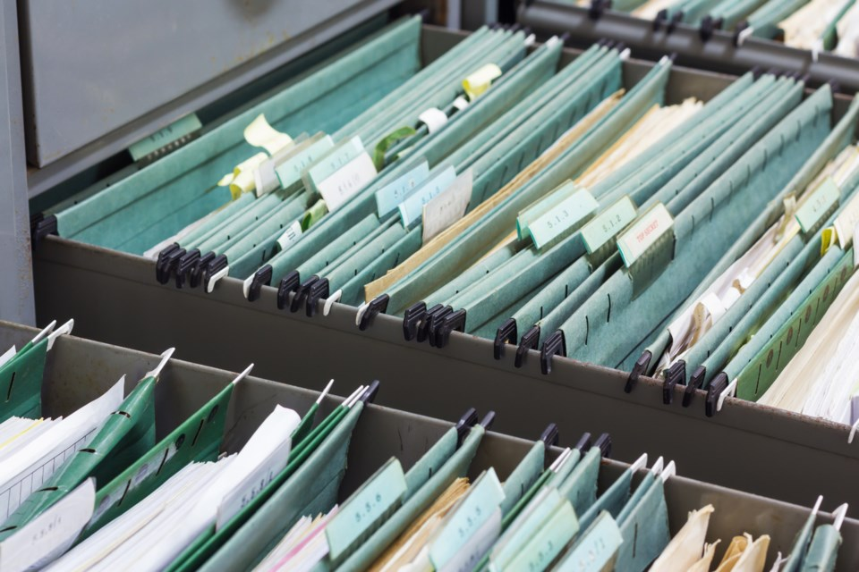 071520 - file -  records - paperwork - folder - report - filing cabinet - AdobeStock_97175293