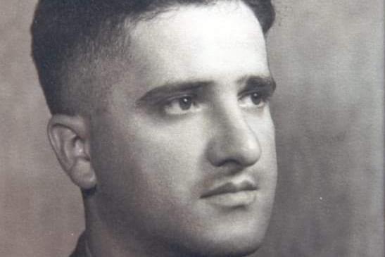 Edward Francis Arab (1)