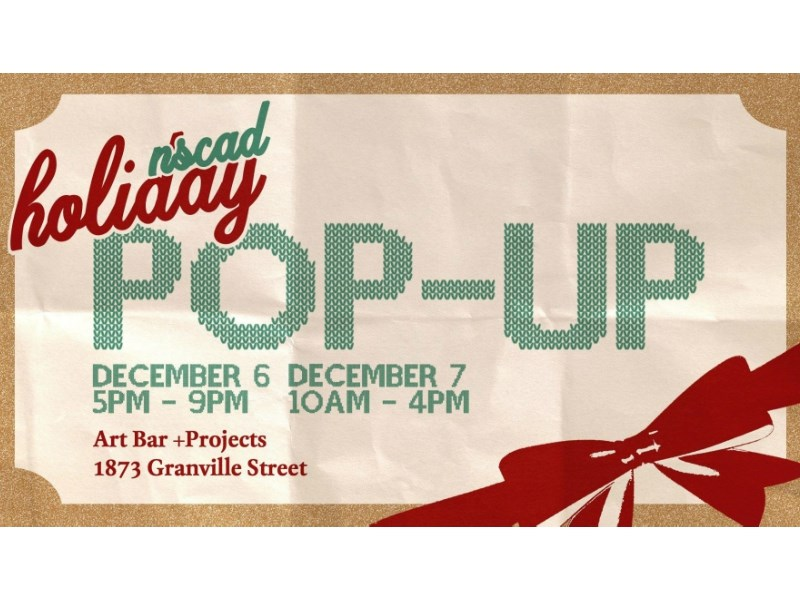 nscad holiday popup