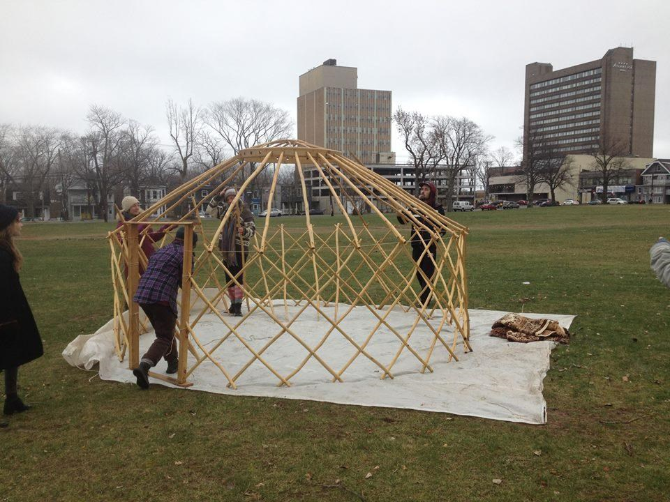 112718-st pat's high school-quinpool common project-yurt
