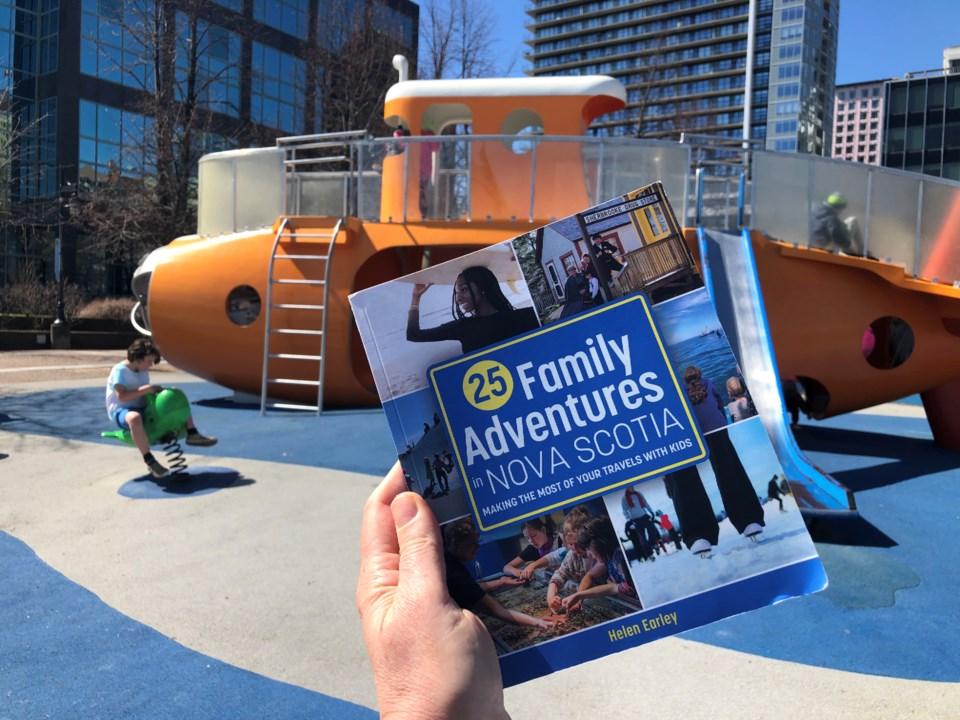 25FamAdventures Book