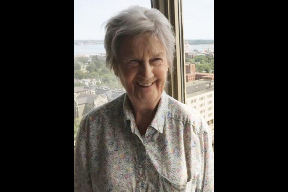 Image 1 - Janet Kitz in 2017