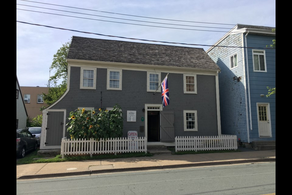 Quaker House the oldest surviving building in Dartmouth, is located at 57 Ochterloney Street (David Jones for HalifaxToday.ca)