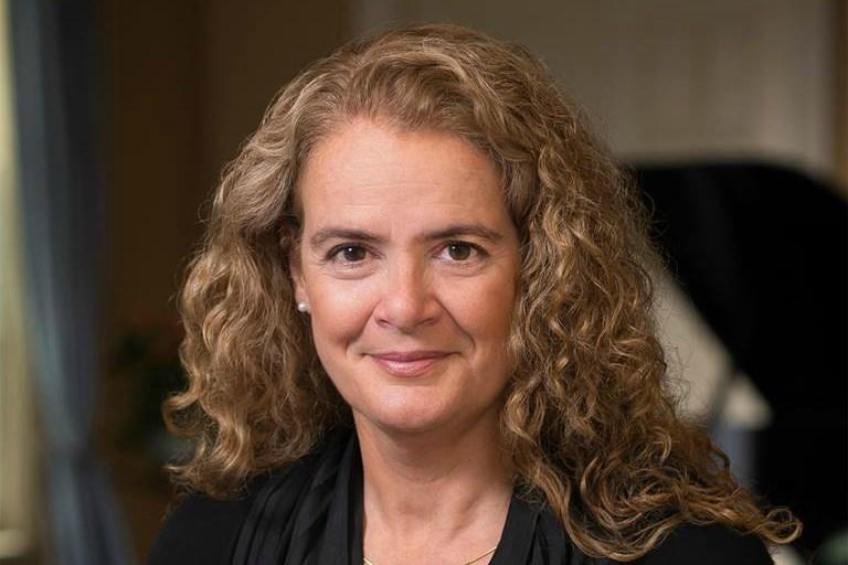 062218-Julie Payette-Governor General