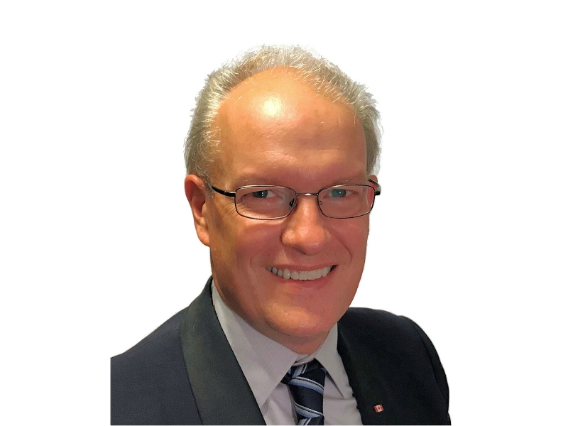 It's officially official : Paul Russell new councillor for Lower Sackville