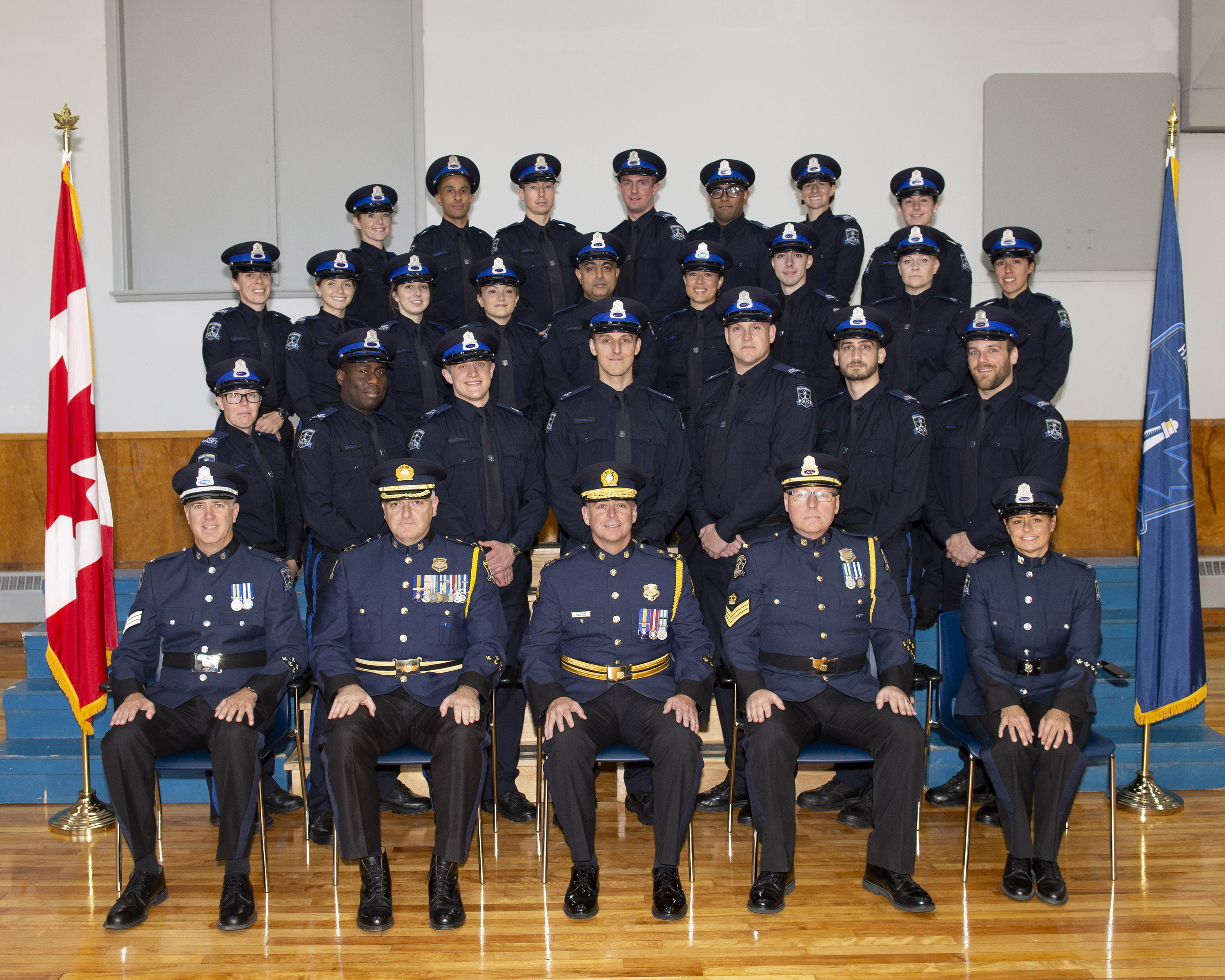 23 new police officers to be sworn in Friday night