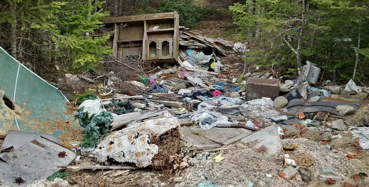 RCMP Investigating Complaints Of Illegal Dumping In Head