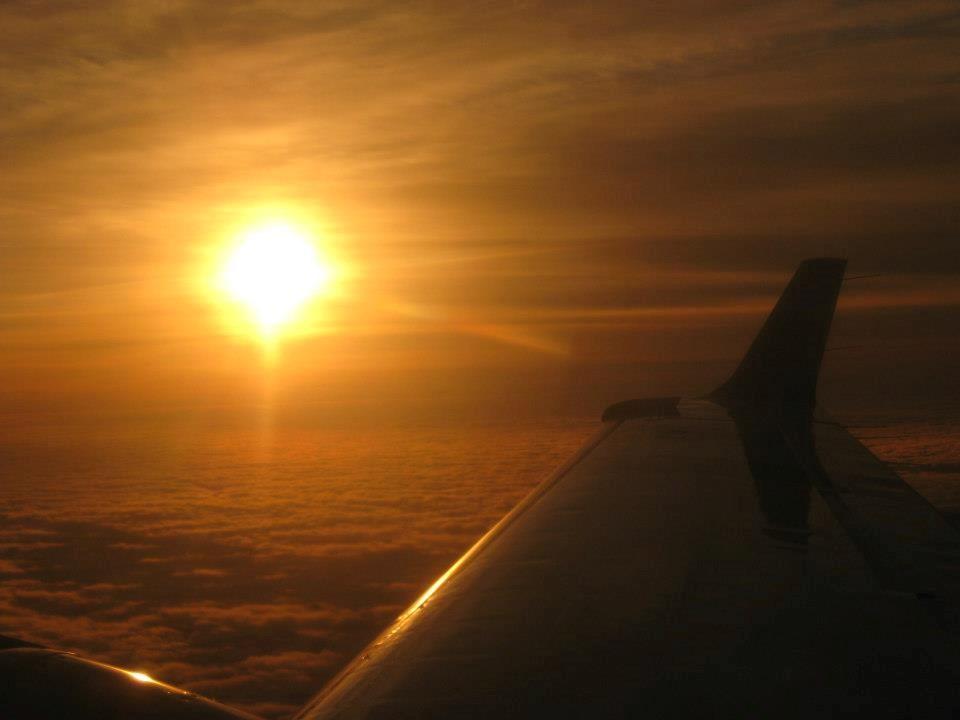 031419-airplane sunrise
