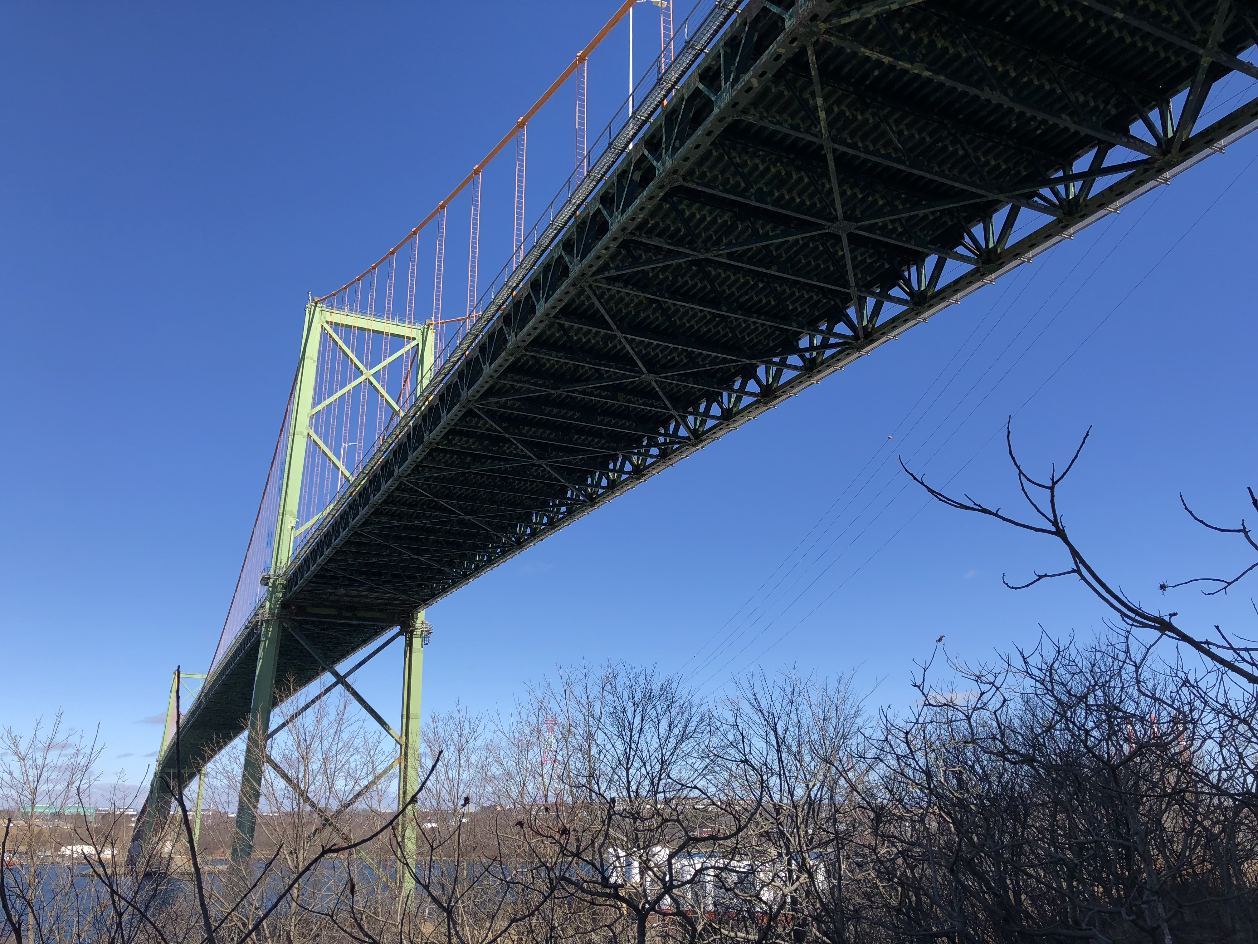 MacKay Bridge to be closed Sunday afternoon