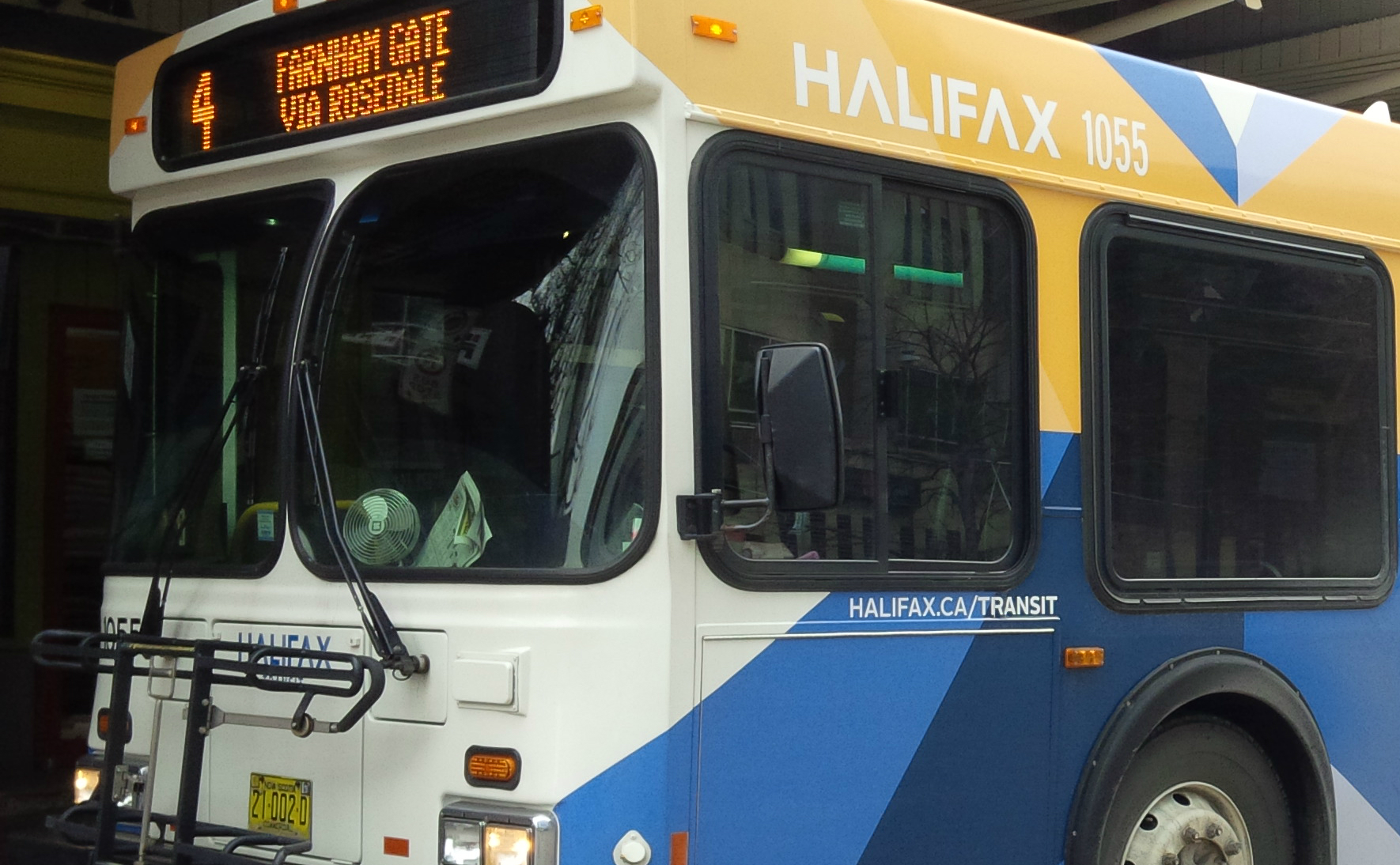 Halifax Transit routes to be adjusted Monday in anticipation of protest on Macdonald Bridge