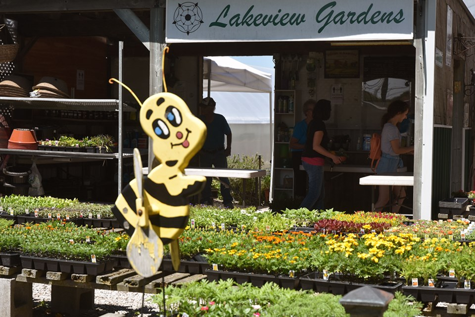 Welcome to Lakeview Gardens in Lefroy. Miriam King/Innisfil Today