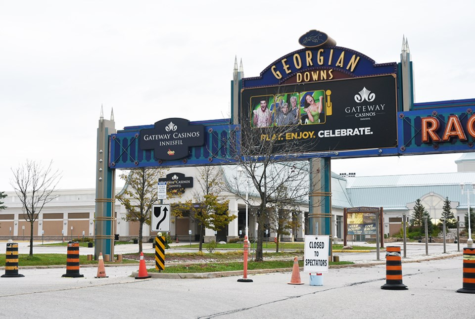 Georgian Downs Casino Hours