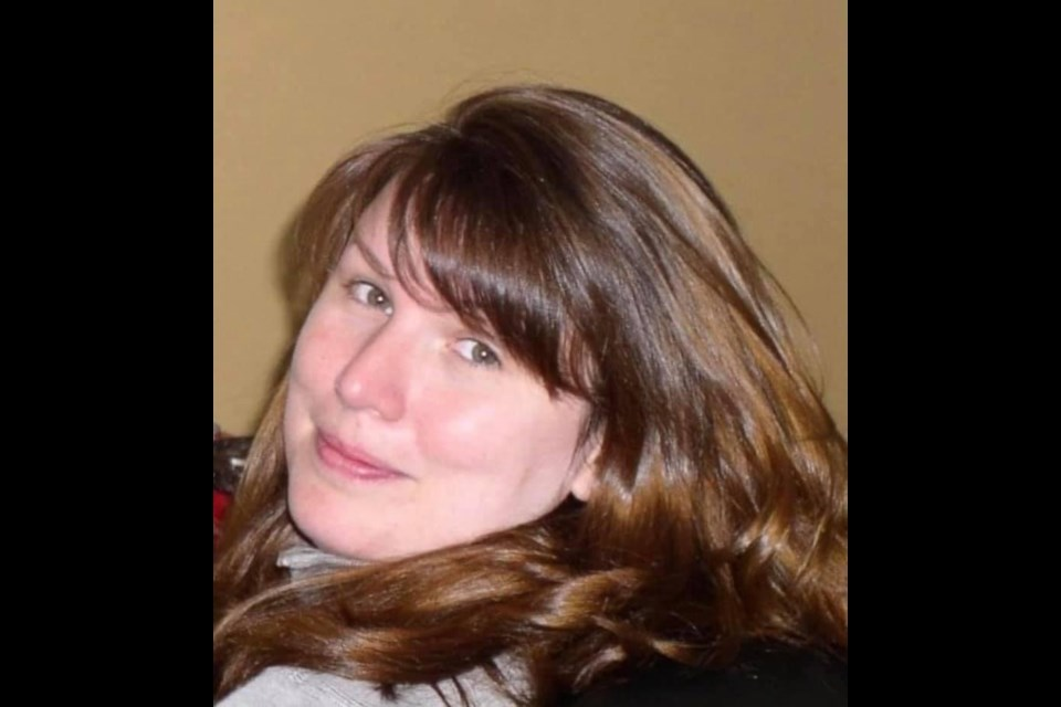 Barrie's Paula Chamberlain lost her battle with cancer last month. Submitted.